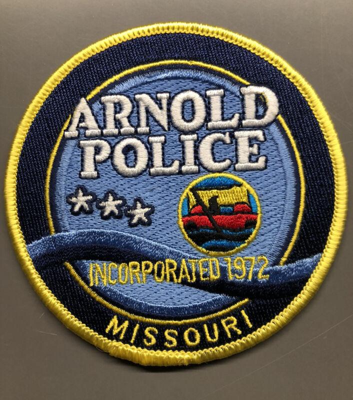 Arnold Missouri Police Patch