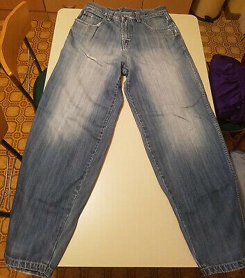 Original Dada Supreme Baggy Jeans, Gr. 34, blau online kaufen