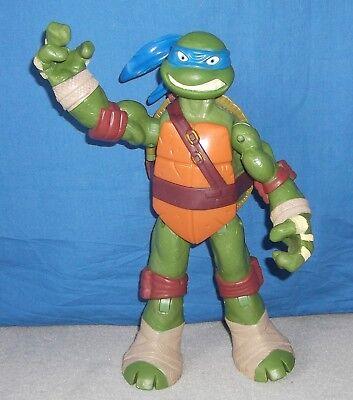 Teenage Mutant Hero Turtles Leonardo Mega Gross Figur 27 cm Playmates