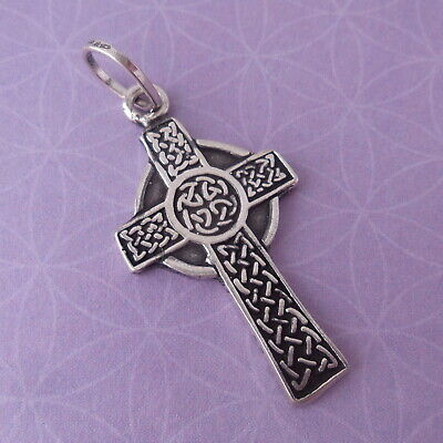 Cross .925 Sterling Silver Pendant Graduation Charm Christian Confirmation Gift](Religious Graduation Gifts)