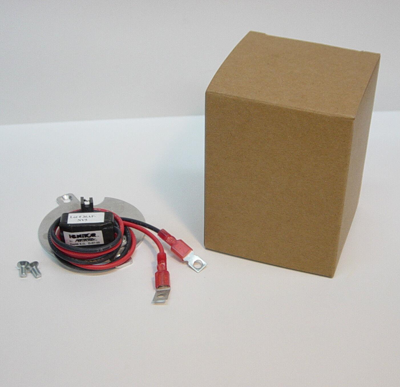 Wisconsin Vh4d W4-1770 V465d 4-cyl Per-lux Distributor Module 20120005