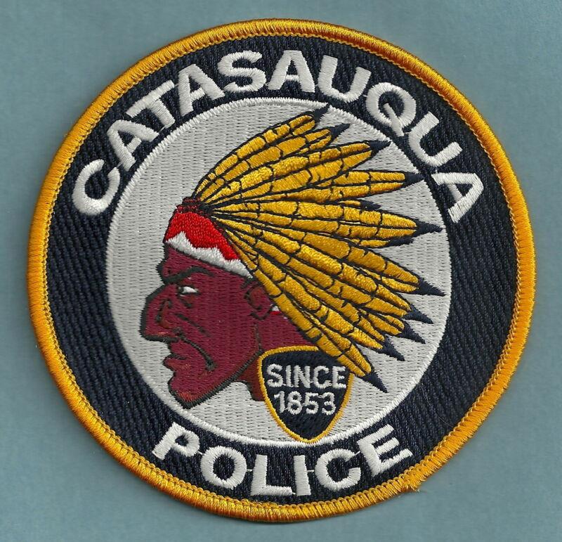 CATASAUGUA PENNSYLVANIA POLICE SHOULDER PATCH
