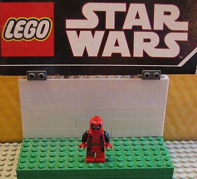 "SUPER HEROES  DC  LEGO  LOT  MINIFIGURE  MINIFIG  ""  DEADPOOL    6866   """