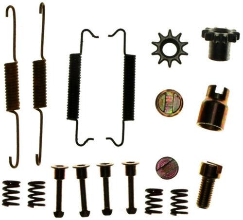 Parking Brake Hardware Kit Rear ACDelco Pro Brakes 18K7383