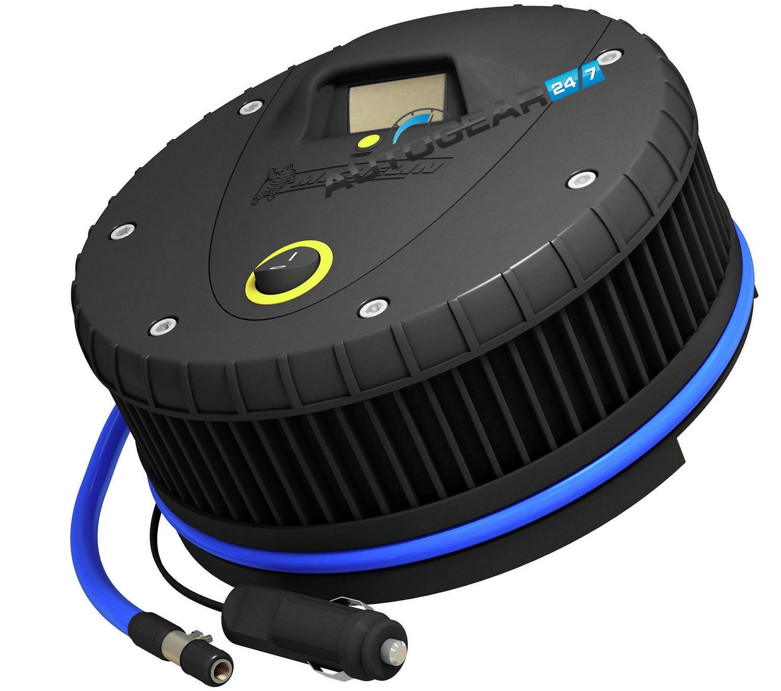 Michelin Tyre Inflator Digital Gauge 12259 12V