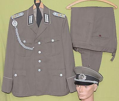 DDR Uniform der NVA - Hauptmann der Chemischen Einheiten