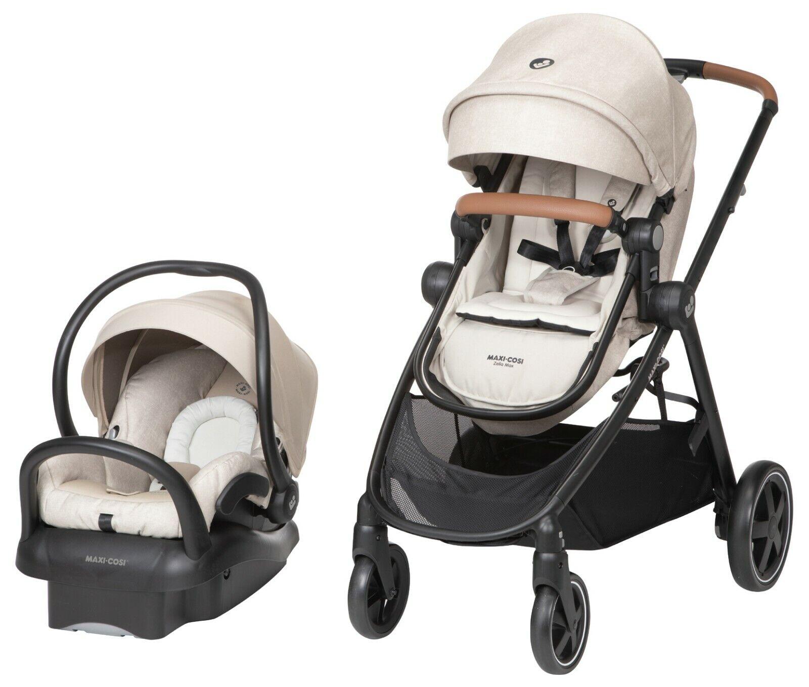 Maxi Cosi Zelia Travel System Stroller w Mico Max 30 Infant