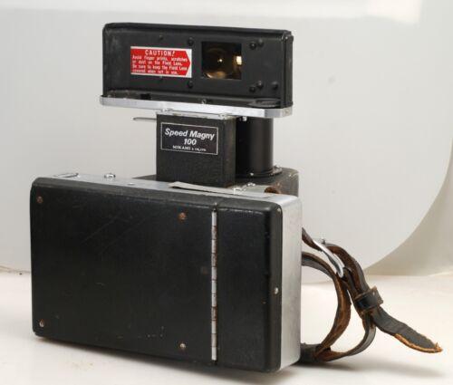 Nikon / Mikami Speed Magny Attachment for F ....Rare