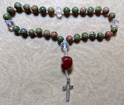 Купить Handmade Anglican/Episcopal/Protestant/Christian Rosary Prayer Beads