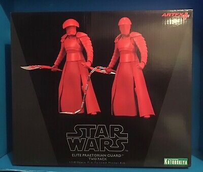 KOTOBUKIYA /ARTFX STAR WARS ELITE PRAETORIAN GUARD TWO PACK 1/10 SCALE SW140