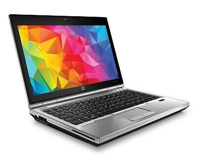 Notebook Laptop HP EliteBook  2570P Core i5 3 Generation 4GB 500GB DVDRW Win 10  4 Gb Core