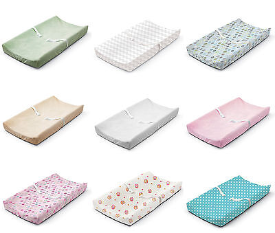 Summer Infant Ultra Plush Changing Pad Cover  18 Colors