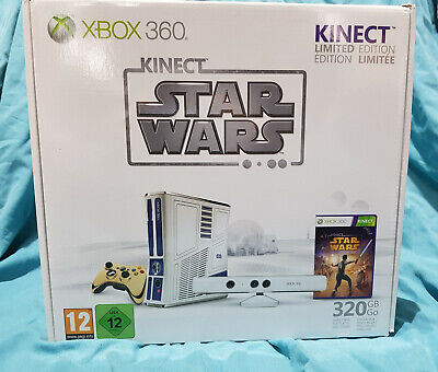 XBox 360 S Star Wars Limited Edition Console - Brand New -...
