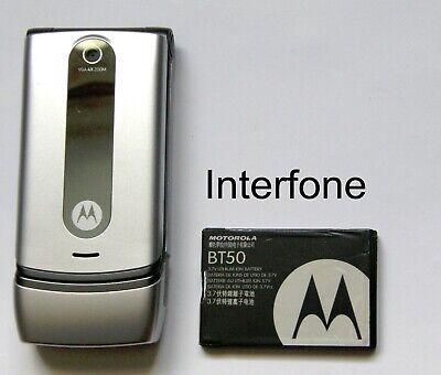 Motorola W377 Mobile Phone-T Mobile/EE/Virgin-Exc.Cond-Optional Charger Bundle