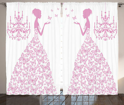 Amore Tenda Principessa con farfalle Gown