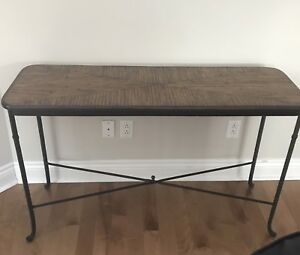Table - console