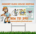 Housekeeping Cleaning Service in Lumsden SK