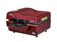 3d Sublimation Vacuum Heat Transfer Press Machine