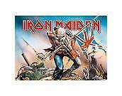 Iron Maiden Flag