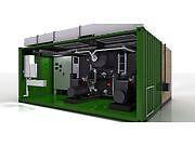 Systèmes d'énergie renouvelable et génératrices pour commercial