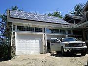 Systèmes d'énergie renouvelable et génératrices pour résidentiel