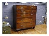 Antique chest of drawers £350