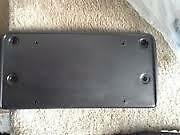 VW front license plate bracket for multiple models see list