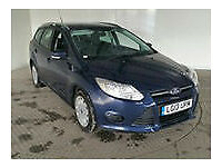 """13 FORD FOCUS 1.6TDCi ( 105ps ) ECOnetic EDGE """"""""TAX EXEMPT """""""""""