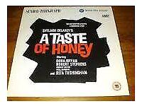 A Taste Of Honey DVD Promo The Sunday Telegraph Rita Tushingham