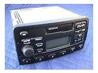 ford tape radio