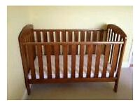 As new cot/ cot bed can deliver