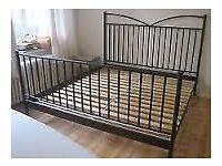 Ikea Halden bed frame - Ikea double size