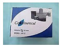 BRAND NEW AD 21 CONTINENTAL ADAPTOR - great for camping