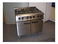 Commercial cooker very old Dominater could be used for spares £50