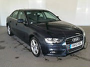 13 AUDI A4 2.0TDI ( 143ps ) AUTO SE TECHNIK LEATHER// SNAV//CRUISE//CLIMATE/