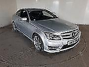 15 MERCEDES-BENZ C220 CDI AMG SPORT EDITION DIESEL AUTO COUPE