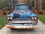 Looking for GMC CHEVY  TRUCK parts 1958-1959