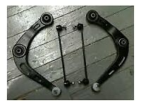 Peugeot 206 Front Lower Bottom Suspension Wishbone Arm. Arms and Stabiliser Links