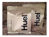 4 Bags New unopened 1.75kg Huel vanilla flavour meal replacement