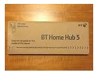 BT Home Hub Type 5 *NEW*