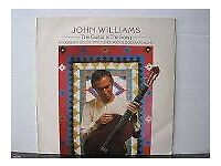John Williams - The Guitar Is The Song - Vinyl Record - Excellent Condition