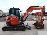 EXCAVATOR AND BOBCAT HIRE Sydney City Inner Sydney Preview