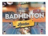 Badminton Social - No Partner Needed - All Levels Welcome - Kilburn Park