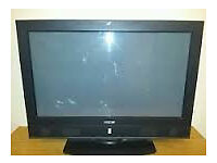 acoustic solutions 42 inch hd plasma tv, has no remote
