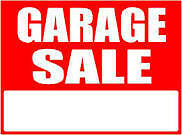 Don't Miss This Garage Sale! Sept 5th 8:00am