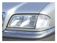want wanted a headlight for a c200vmerc 1999 picture of what one needed inclued