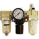 Unité de controle à air 1/2 commercial (Séparateur / huileur)