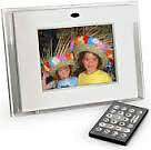 DIGITAL PICTURE FRAME WITH MP3 PLAYER EDGE
