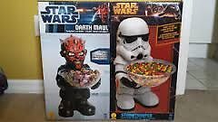 Star Wars Candy Bowl Holder - Darth Maul