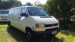 2000 Volkswagen Transporter - AUTO with low kms Bentleigh Glen Eira Area Preview
